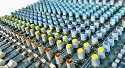 Geluidsbewerking: Sound mixing en Mastering