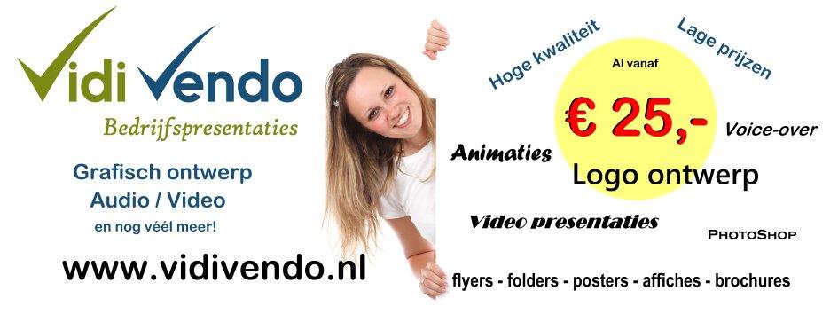 VidiVendo bedrijfspresentaties
